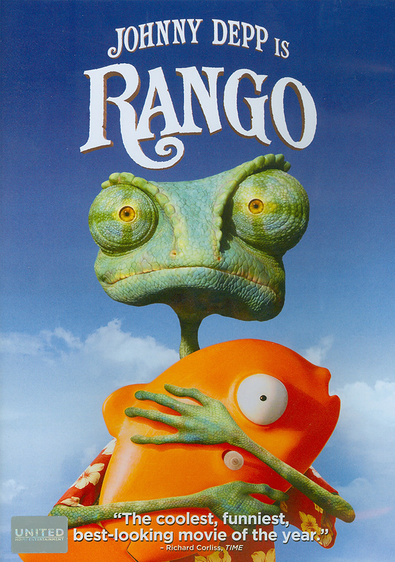 Rango[videorecording] /Paramount Pictures and Nickelodeon Movies present a Blind Wink production ; a GK Films production ; directed by Gore Verbinski ; written by John Logan ; story by John Logan, Gore Verbinski, James Ward Byrkit ; produced by Gore Verbinski, Graham King, John B. Carls ; a Gore Verbinski film||แรงโก้ฮีโร่ทะเลทราย