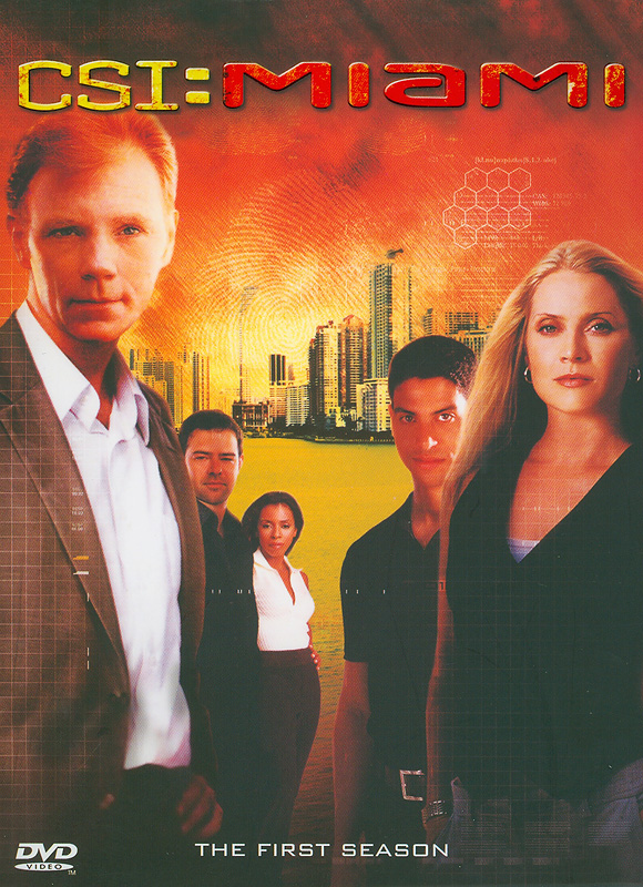 CSI: Miami. The complete first season[videorecording] /CBS Broadcasting Inc. and Alliance Atlantis Productions,Inc. ; Jerry Bruckheimer Television ; directed by Danny Cannon ; written by Anthony E. Zuiker, Ann Donahue, CarolMendelsohn ; producers, Josh Berman, Andrew Lipsitz.||CSI, crime scene investigation: Miami|CSI, Miami (Television program)|ไขคดีปริศนาไมอามี่ ปี 1