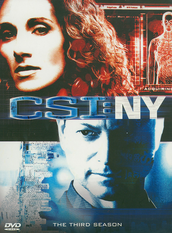 CSI: NY.The complete third season[videorecording] /CBS Productions ; CBS Broadcasting Inc. and AllianceAtlantis ; Jerry Bruckheimer Television.||Crime scene investigation: New York|CSI: New York.Season Three|CSI, NY. (Television program)|ไขคดีปริศนานิวยอร์ค ปี 3