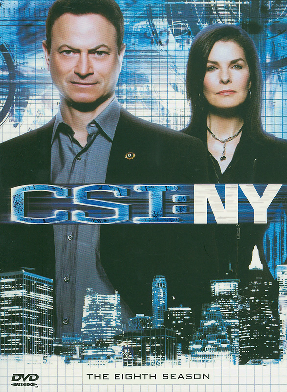 CSI: NY.The complete eighth season[videorecording] /CBSBroadcasting, Inc. and Entertainment AB Funding, LLC. ;Jerry Bruckheimer Television ; CBS Paramount Television.||Crime scene investigation: New York|CSI: New York.Season eight|CSI, NY. (Television program)|ไขคดีปริศนานิวยอร์ค ปี 8
