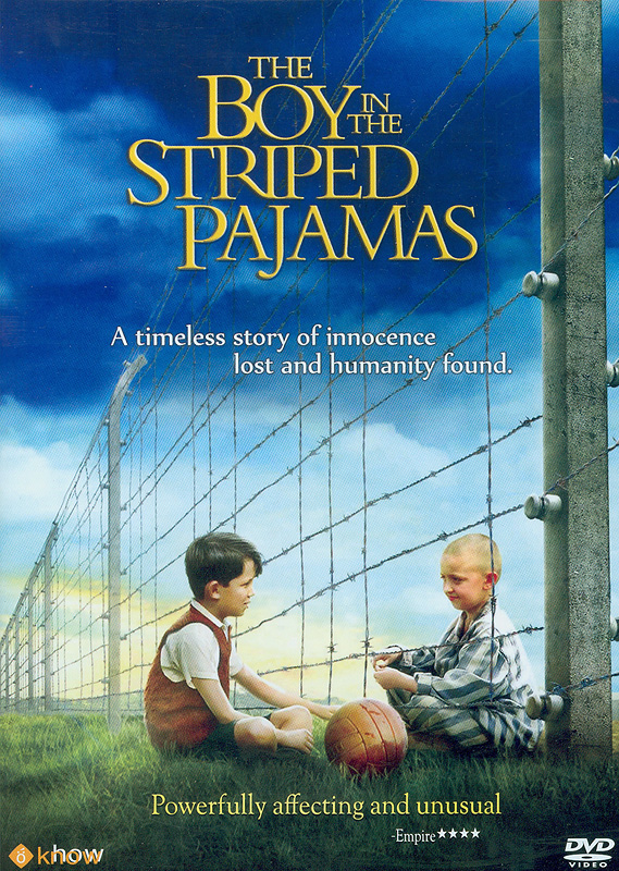 boy in the striped pajamas[videorecording] /BBC Films ; Miramax Films presents ; a Heyday Films production; a film by Mark Herman ; executive producers, Mark Herman, Christine Langan ; written for the screen and directed by Mark Herman||เด็กชายในชุดนอนลายทาง