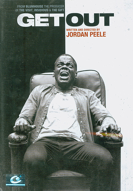 Get out [videorecording] /Universal Pictures presents ; a Blumhouse / QC Entertainment production ; in association with Monkeypaw Productions ; a Jordan Peele film ; produced by Sean McKittrick, Jason Blum, Edward H. Hamm Jr., Jordan Peele ;written and directed by Jordan Peele||ลวงร่างจิตหลอน