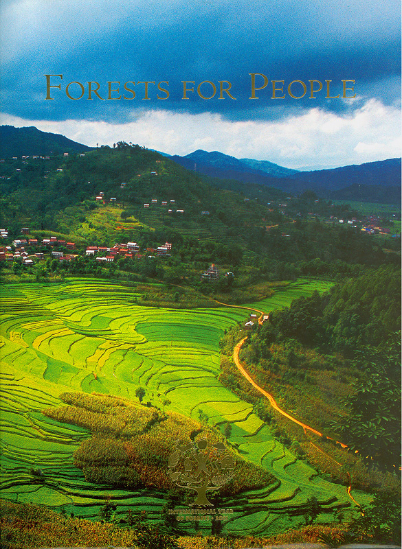 Forests for people /Director by Jan L. McAlpine
