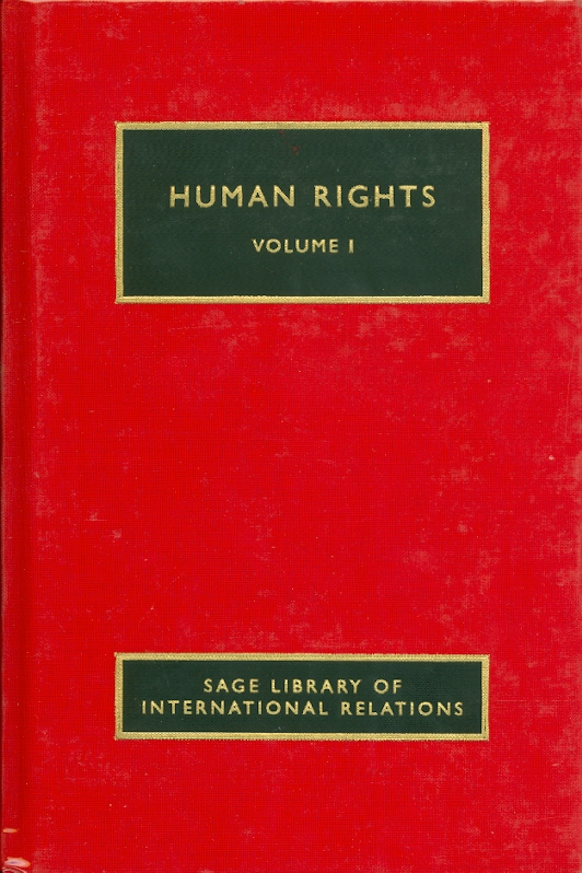 Human rights /edited by Todd Landman||SAGE library of international relations