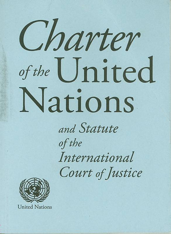 Charter of the United Nations and Statute of the International Court of Justice/United Nations||Statute of the International Court of Justice