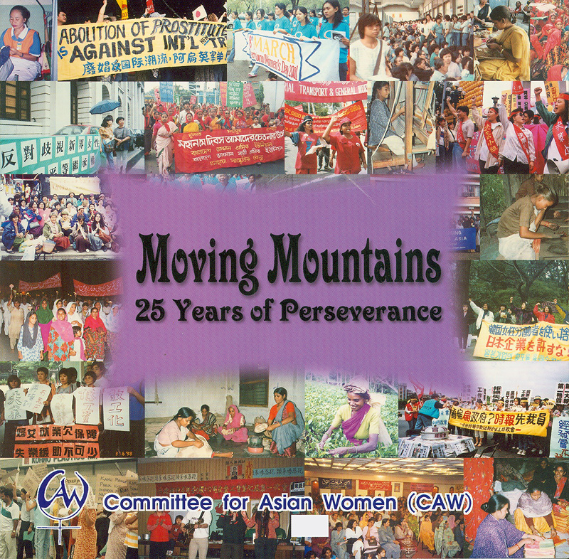 Moving mountains :25 years of perseverance /Edited by Aumei Po Mabel...[et al.]