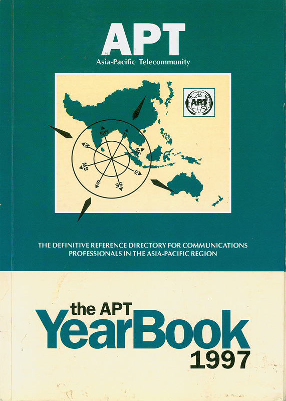 The APT yearbook/Asia Pacific Telecommunity||Asia-Pacific Telecommunity yearbook