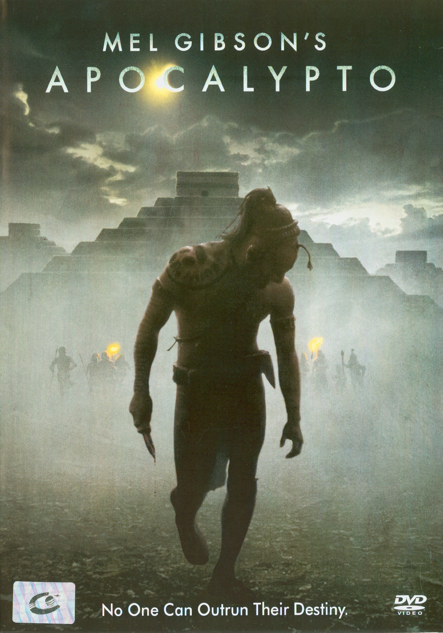 Apocalypto[videorecording] /Touchstone Pictures presents in association with Icon Productions, an Icon production ; a Mel Gibson Film ; directed by Mel Gibson ; written by Mel Gibson & Farhad Safinia ; produced by Mel Gibson, Bruce Davey||Mel Gibson's Apocalypto
