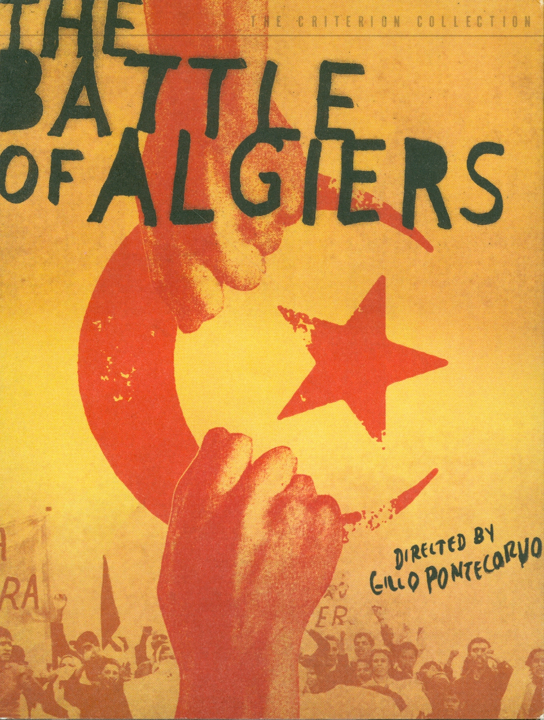 battle of Algiers[videorecording] /directed by Gillo Pontecorvo ; written by Gillo Pontecorvo, Franco Solinas||Criterion collection ;249
