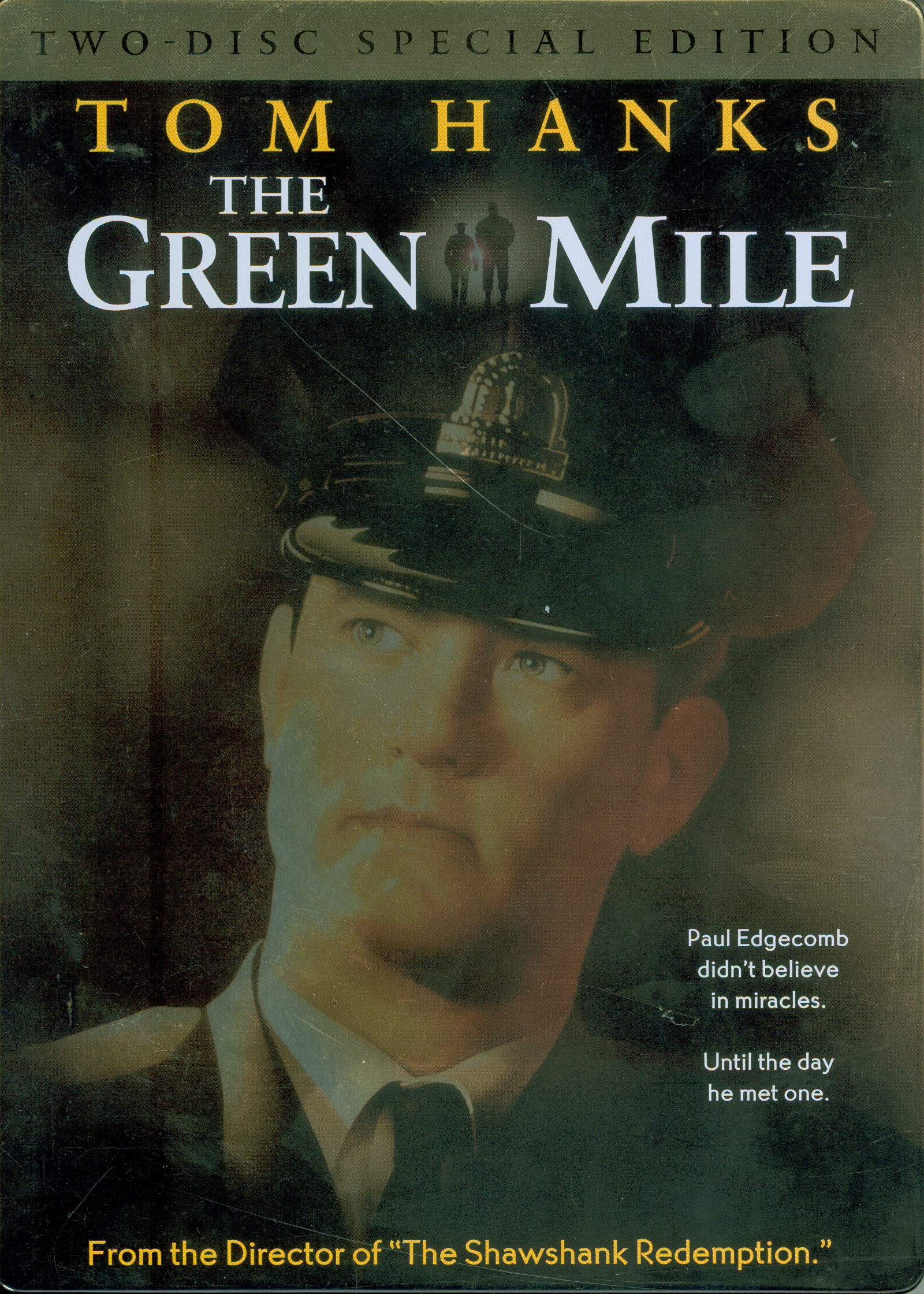 The green mile[videorecording] /Warner Bros. Pictures; [presented by] Castle Rock Entertainment ; a Darkwoods presentation ; written for the screen and directed by Frank Darabont ; produced by David Valdes, Frank Darabont||ปาฏิหาริย์แดนประหาร
