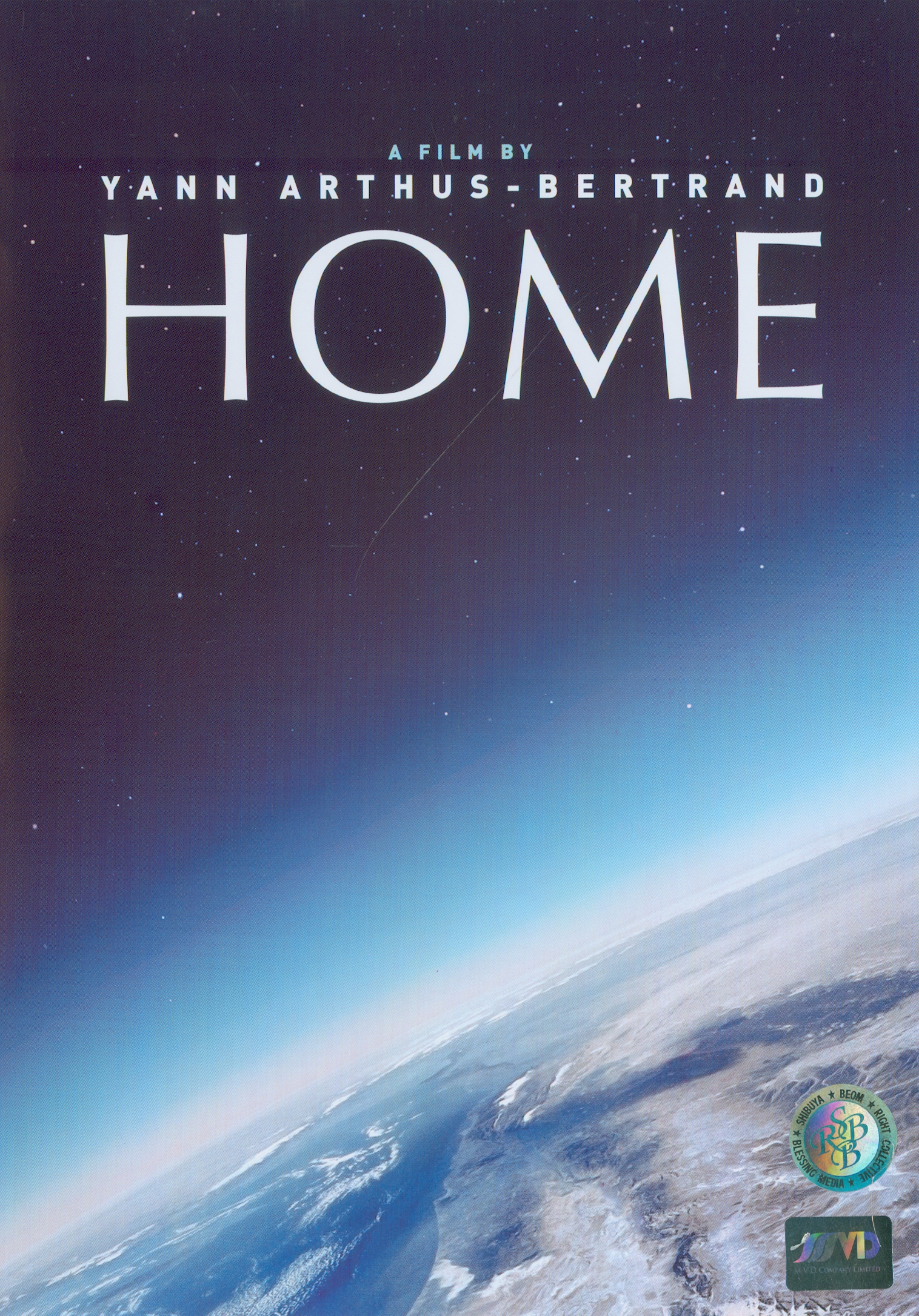 Home[videorecording] /PPR presents ; screenplay by Isabelle Delannoy, Tewfik Fares, Yann Arthus-Bertrand, Denis Carot, Yen Le Van ; produced by Denis Carot and Luc Besson ; directed by Yann Arthus-Bertrand||โฮม เปิดหน้าต่างโลก
