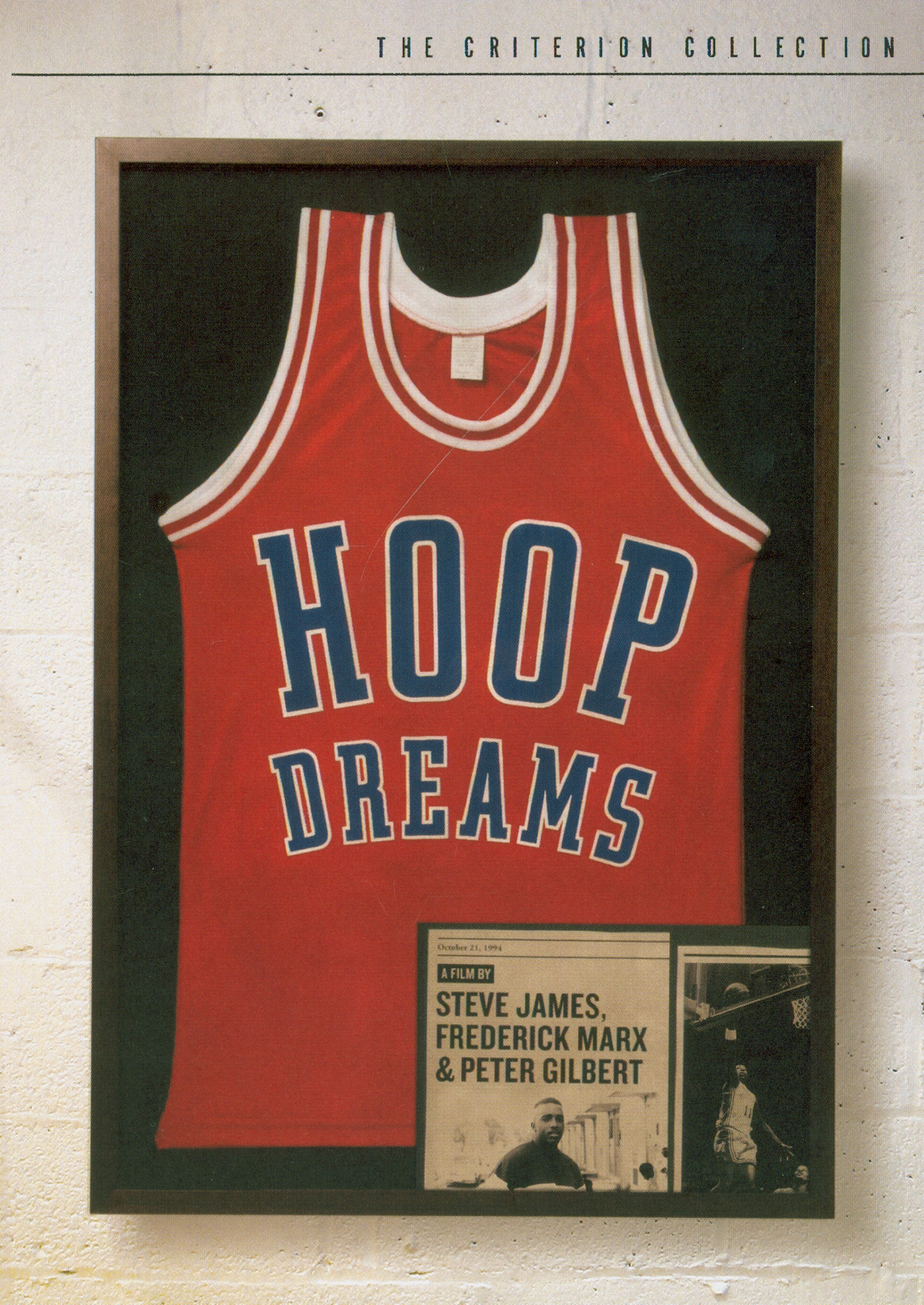 Hoop dreams[videorecording] /a film by Steve James, Fred Marx, Peter Gilbert ; a production of Kartemquin Films and KTCA Public Television, Saint Paul, Minneapolis; produced by Frederick Marx, Steve James, Peter Gilbert ;directed by Steve James ; co-producer, Gordon Quinn ;executive producers, Gordon Quinn, Catherine Allan||Criterion collection ;289