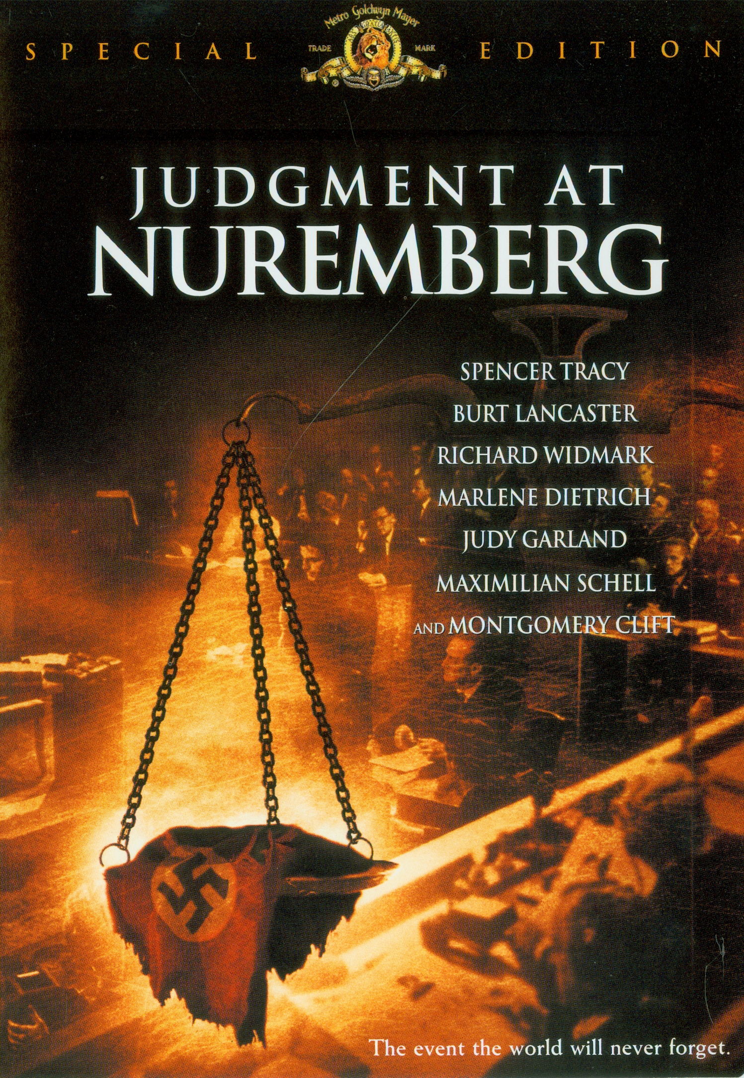 Judgment at Nuremberg[videorecording] /United Artists; written by Abby Mann ; produced and directed by Stanley Kramer