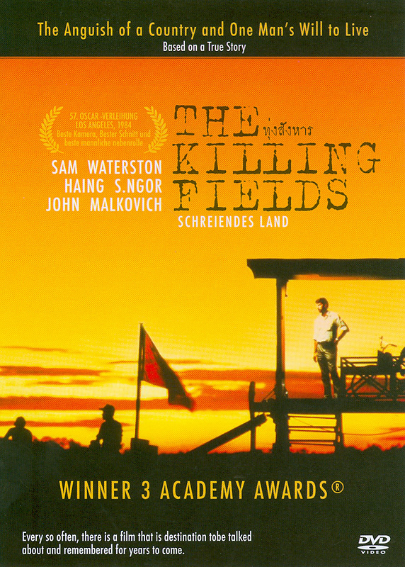 killing fields[videorecording] /Warner Bros. Pictures ; Goldcrest and International Film Investorspresent an Enigma production ; screenplay by Bruce Robinson ; produced by David Puttnam ; directed by Roland Joffe||ทุ่งสังหาร