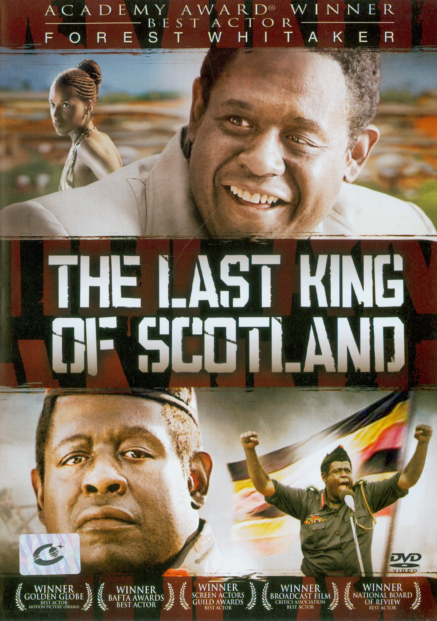 last king of Scotland[videorecording] /Fox Searchlight Pictures, DNA Films and Film Four present in association with the UK Film Council and Scottish Screen a Cowboy Films/Slate Films production ; produced by Lisa Bryer, Andrea Calderwood, Charles Steel ; screenplay by Peter Morgan and Jeremy Brock ; directed by Kevin Macdonald||เผด็จการแผ่นดินเลือด