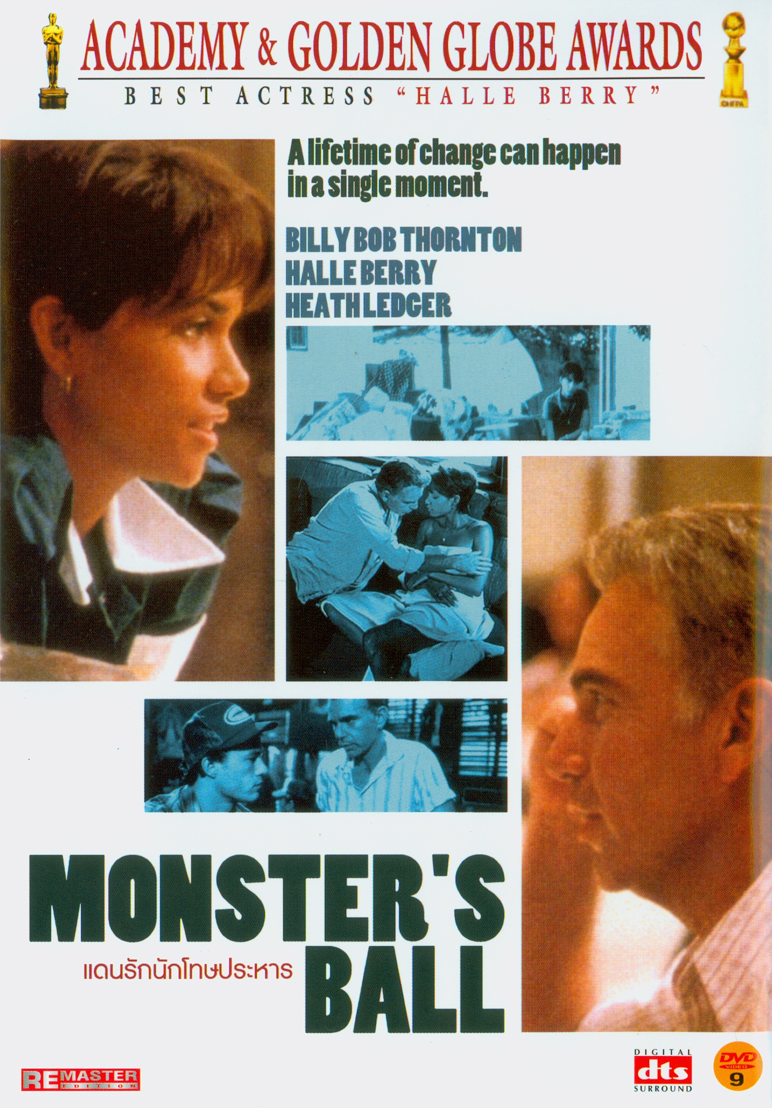 Monster's ball[videorecording] /Lions Gate Films ; Marc Forster,director||แดนรักนักโทษประหาร