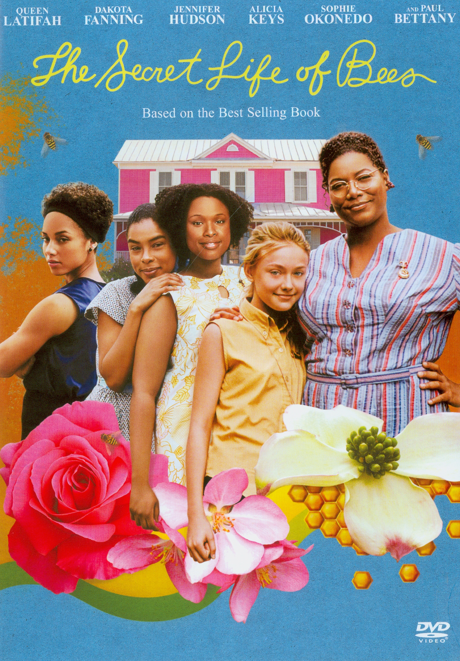 secret life of bees[videorecording] /Fox Searchlight Pictures presents an Overbrook Entertainment and Donners\' Company production ; produced by James Lassiter, Joe Pichirallo, Lauren Shuler Donner, Will Smith; screenplay by Gina Prince-Bythewood ; directed by GinaPrince-Bythewood