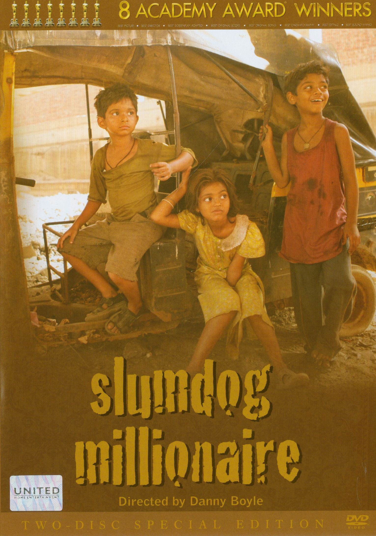 Slumdog millionaire[videorecording] /a Fox Searchlight Pictures, Warner Bros. Pictures, Celador Films, Film4 presentation||Slum dog millionaire