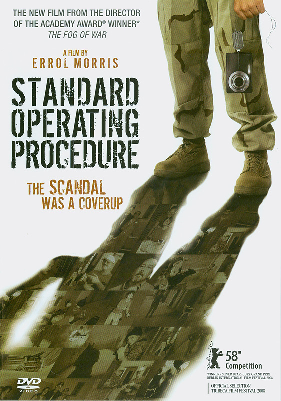 Standard operating procedure[videorecording] /Sony Pictures Classics and Participant Productions present ; an Errol Morris film ; executive producers, Jeff Skoll, Diane Weyermann, Martin Levin, Julia Sheehan, Robert Fernandez ;produced by Julie Bilson Ahlberg ; produced and directed by Errol Morris