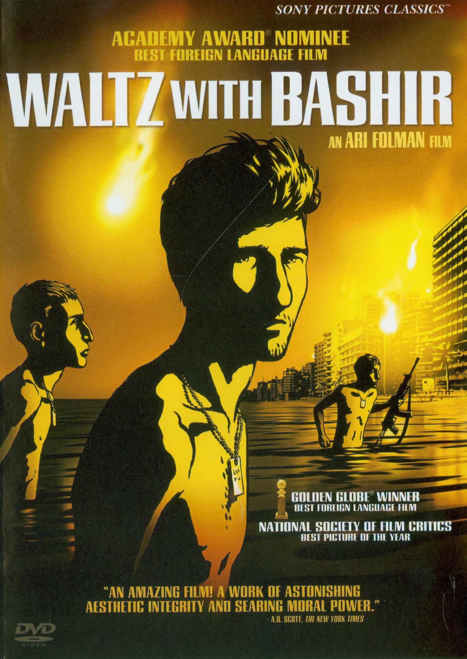Waltz with Bashir[videorecording] /Sony Pictures Classics ; Bridgit Folman Film Gang, produced by Ari Folman ; producers, Serge Lalou ... [et al.]