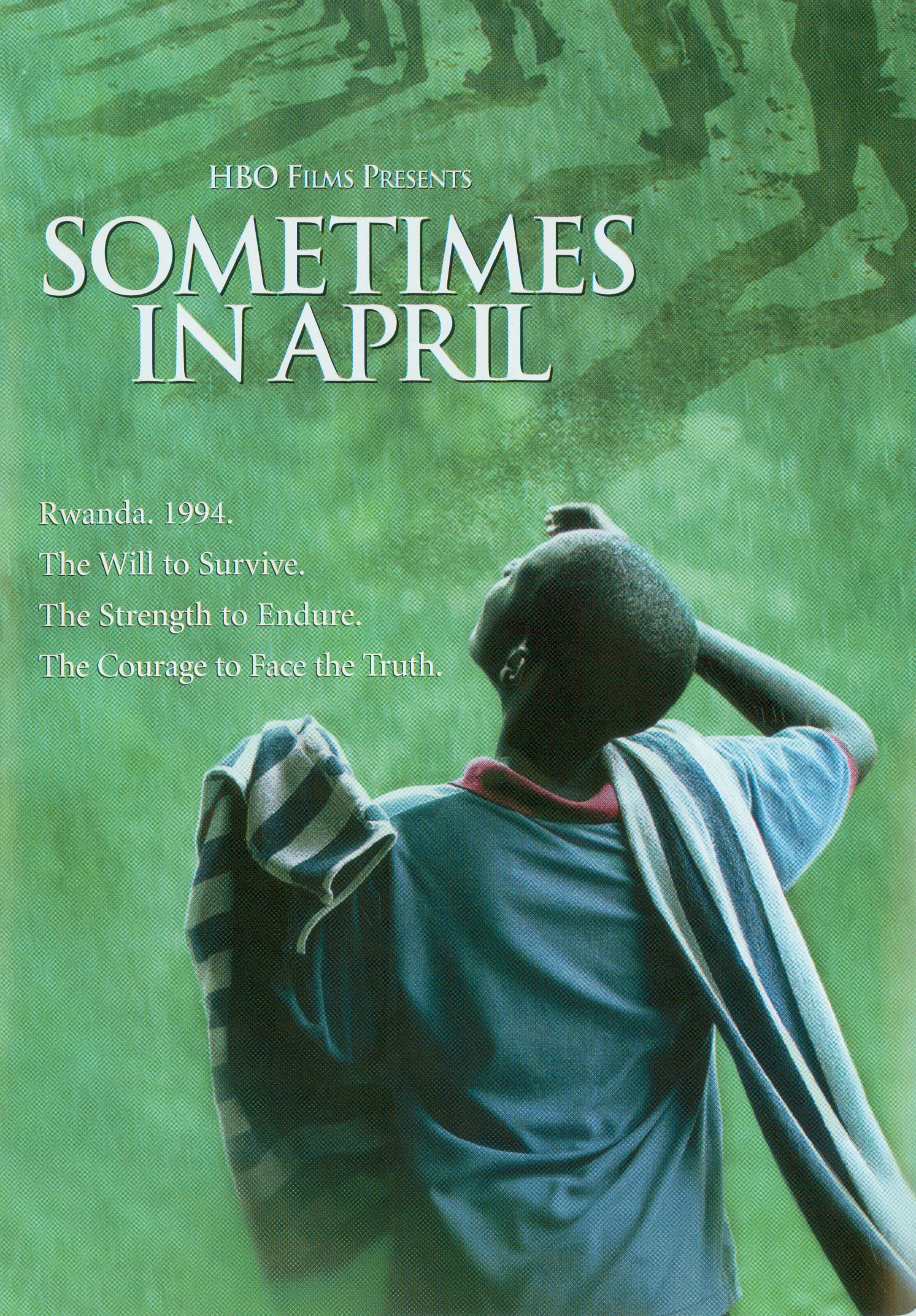 Sometimes in April[videorecording] /HBO Films presentsa Raoul Peck film ; a Velvet Film production in association with Yolo Films ; written and directed by Raoul Peck ; producer, Daniel Delume