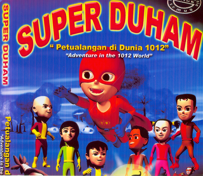 Super Duham, petualangan di dunia 1012[videorecording] /Komnas HAM (Indonesia)||Super Duham, adventure in the 1012 world