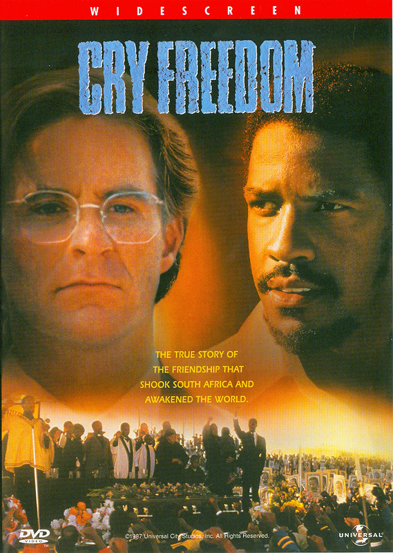 Cry freedom[videorecording] /Universal Pictures present[s] ; a Marble Arch production ; screenplay, John Briley ; produced and directed by Richard Attenborough