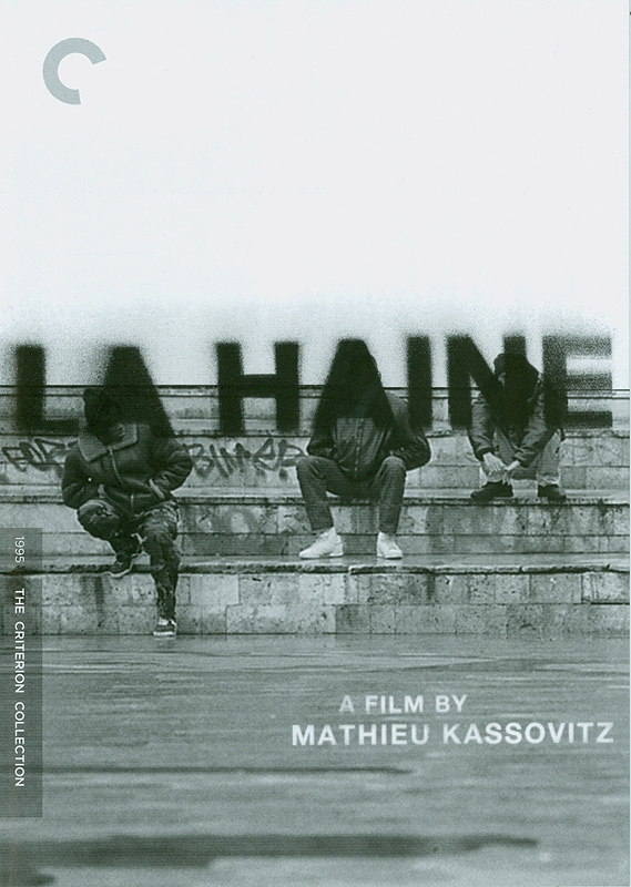 haine[videorecording] /by Matheiu Kassovitz||The hate||Criterion collection