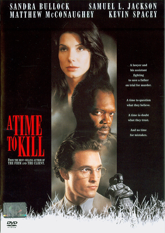 time to kill[videorecording] /Warner Bros. presents in association with Regency Enterprises ; produced by Arnon Milchan ... [et al.] ; screenplay by Akiva Goldsman; directed by Joel Schumacher||ยุติธรรมอำมหิต
