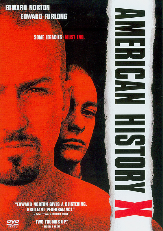 American history X[videorecording] /New Line Cinema presents ; a Turman-Morrissey Comany production ; a Tony Kaye film ; produced by John Morrissey ; written by David McKenna ; directed by Tony Kaye