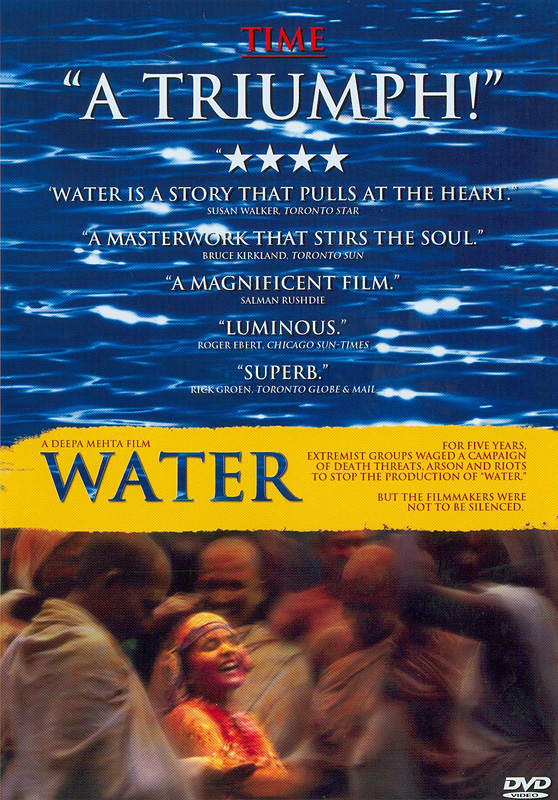 Water[videorecording] /written and directed by Deepa Mehta ; produced by David Hamilton||Deepa Metha elements movie trilogy