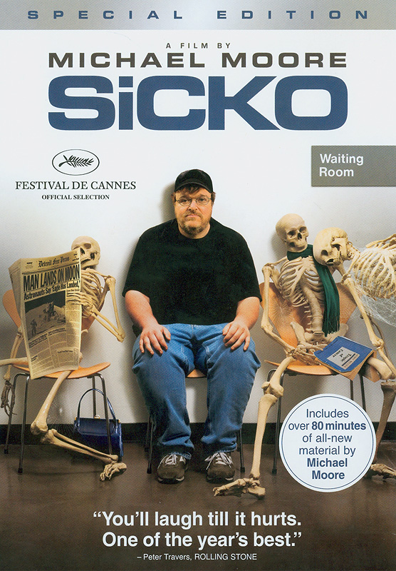 Sicko[videorecording] /Weinstein Company presents a Dog Eat Dog Films production ; executive producers,Kathleen Glynn, Harvey Weinstein, Bob Weinstein ; producer,Meghan O'Hara ; written, produced and directed by Michael Moore