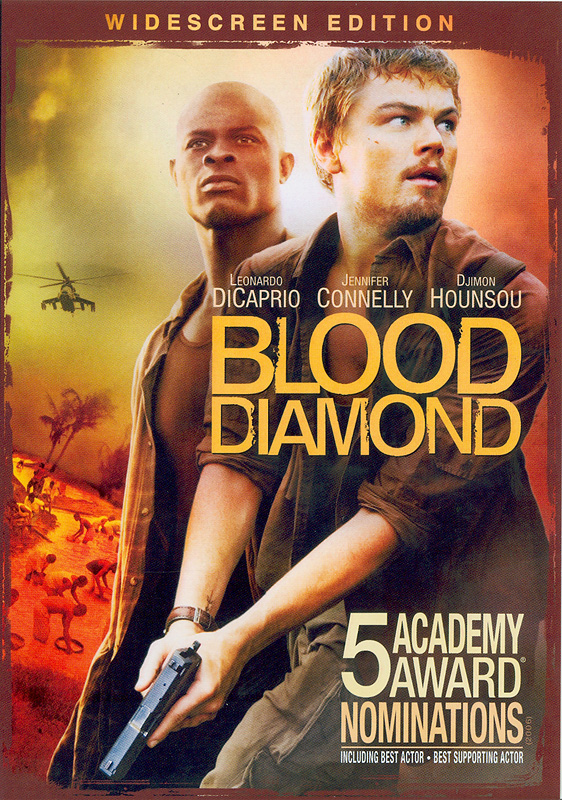 Blood diamond[videorecording] /Warner Bros. Pictures presents in association with Virtual Studios ; a SpringCreek/Bedford Falls production ; in assoication with Initial Entertainment Group