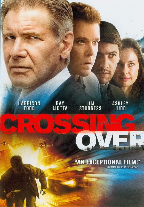Crossing over[videorecording] /Weinstein Company presents a Kennedy/Marshall Company and a Movie Proseproduction