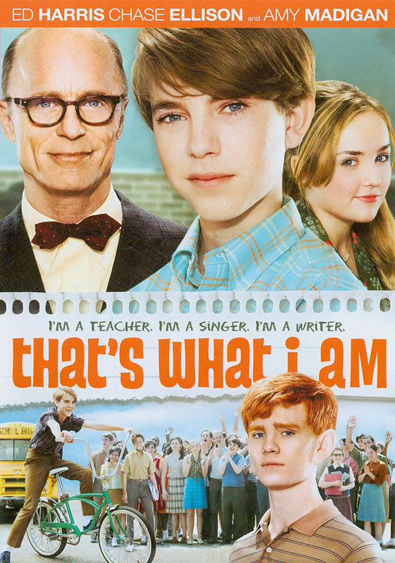 That's what I am/Samuel Goldwyn Films and WWE Studios present ; produced by Mike Pavone, Denise Chamian ; written and directed by Mike Pavone.||That is what I am