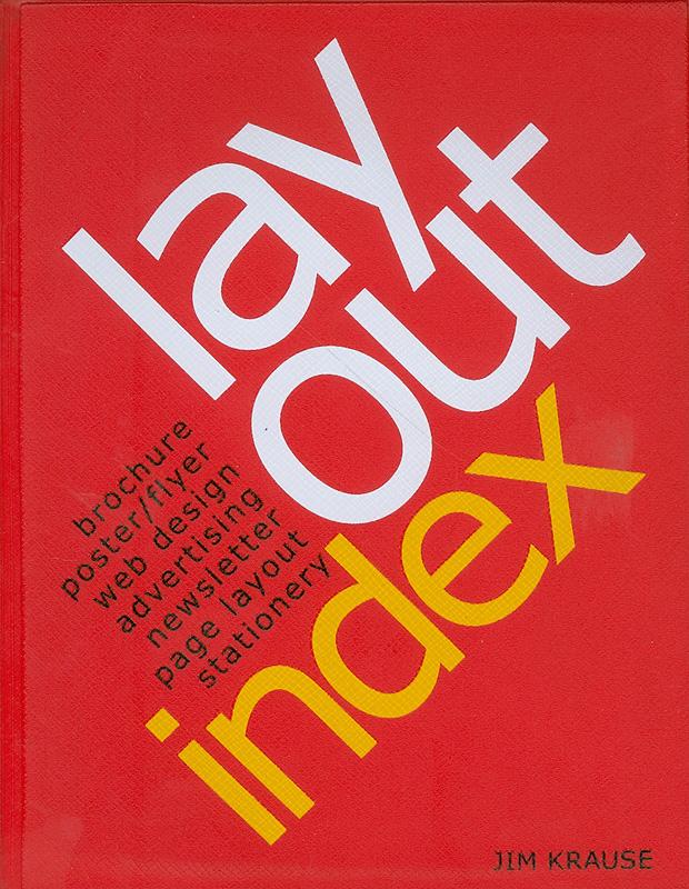 Layout index/Jim Krause