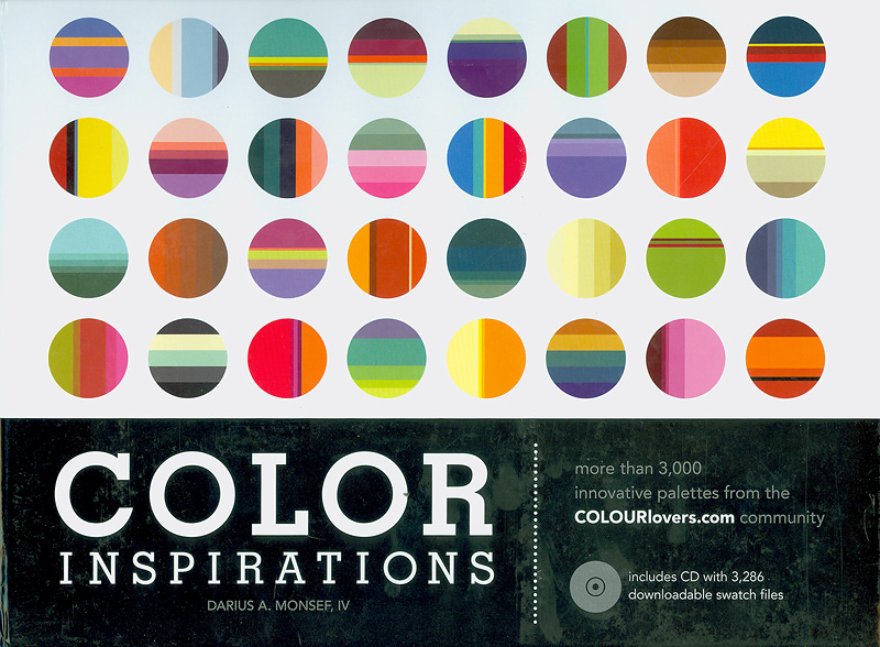 Color Inspirations/Darius A. Monsef, IV.