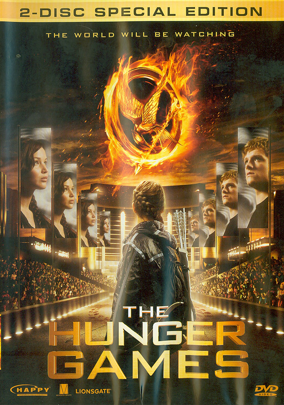 hunger games[videorecording] /directed by GaryRoss ; screenplay by Gary Ross and Suzanne Collins andBilly Ray ; produced by Nina Jacobson, Jon Kilik ; aLionsgate presentation ; a Color Force/Lionsgateproduction ; a Gary Ross film