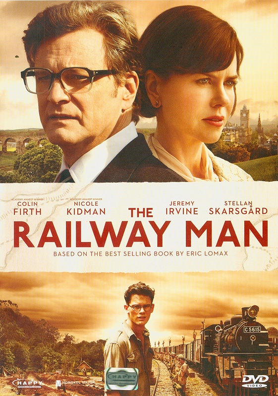 railway man[videorecording] /The Weinstein Company and Screen Australia in association with Silver Reel,Screen Queesnland, Creative Scotland, Screen NSW and Lionsgate UK present ; an Andy Paterson, Pictures in Paradise, Trinfold production ; screenplay by Frank Cottrel Boyce and Andy Paterson ; produced by AndyPaterson, Chris Brown, Bill Curbishley ; directed byJonathan Teplitzky