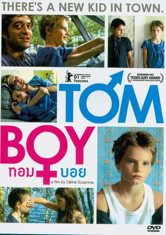 Tomboy[videorecording] /Produced by Benedicte Couvreur ; production Hold-Up Films & Productions ; co-production Lilies Films and ARTE France Cinema||ทอมบอย