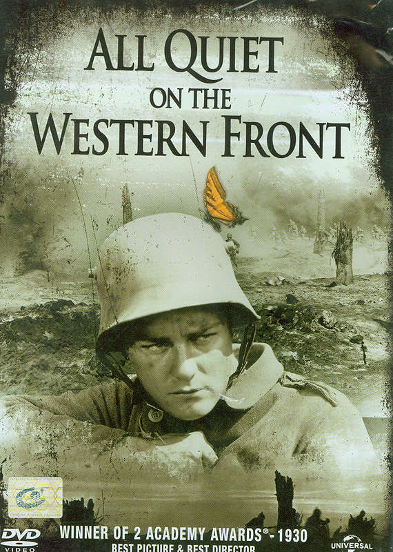All quiet on the western front[videorecording] /Universal Pictures Corp