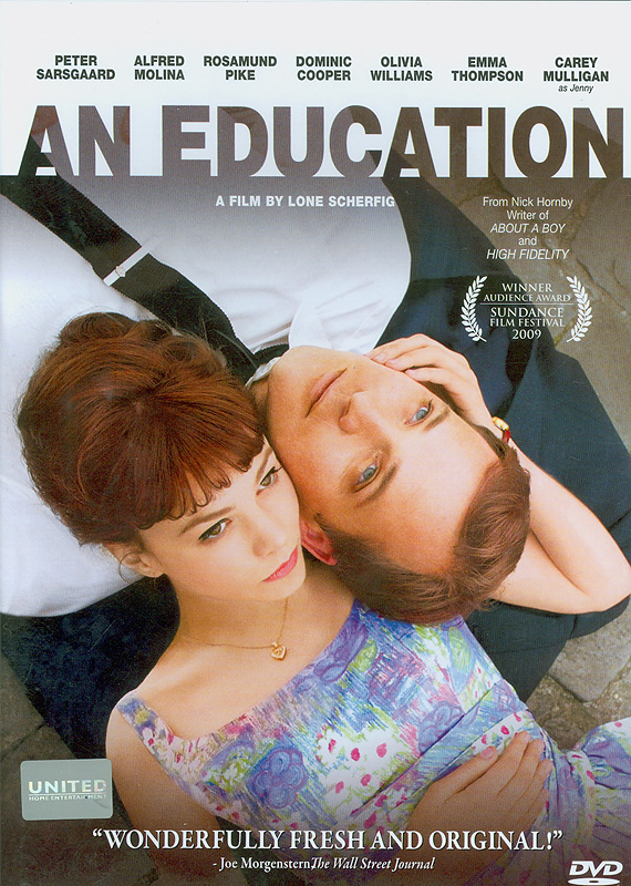 education[videorecording] /a Sony Pictures Classics release, BBC Films presents a Wildgaze Films/Finola Dwyer Productions in association with Endgame Entertainment ;produced by Finola Dwyer & Amanda Posey ; written by Nick Horn by ; directed by Lone Scherfig||ปริญญารักไม่มีวันจบ